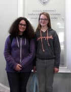 Emily Slade and Ruby Tuckley - Year 8 Maths Day1