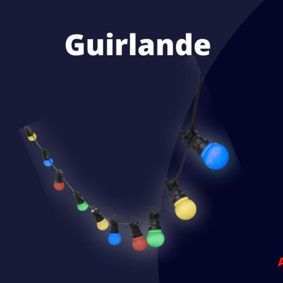 Location Guirlande Guinguette Lille