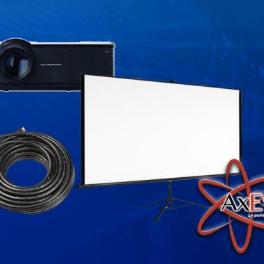Pack Video Projecteur Location