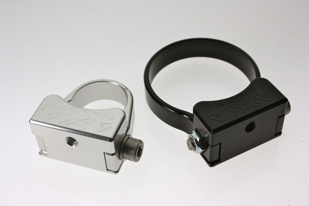 roof rack vertical cage clamp mount pair