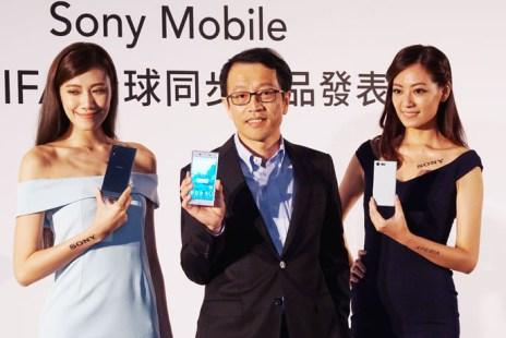 [Mobile] Sony Mobile 新機 Xperia XZ 與 Xperia X Compact功能特色與實機試玩心得分享!