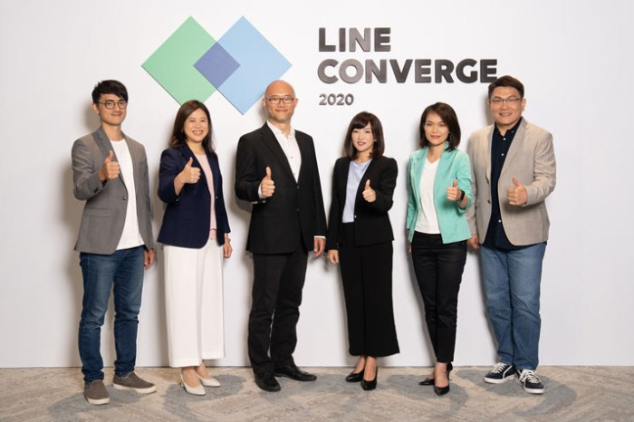 LINE CONVERGE 2020 全新發佈十五大亮點!LINE 數位科技帶來更多生活便利與娛樂趣味!