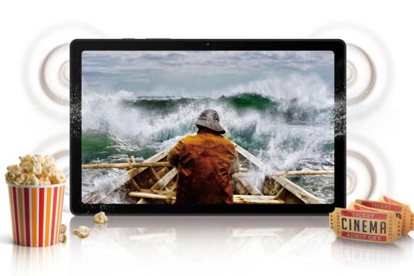 三星全新平板生力軍報到!Galaxy Tab A7 在台登場,10.4 吋大螢幕、7,040 mAh 超大電量娛樂更給力!
