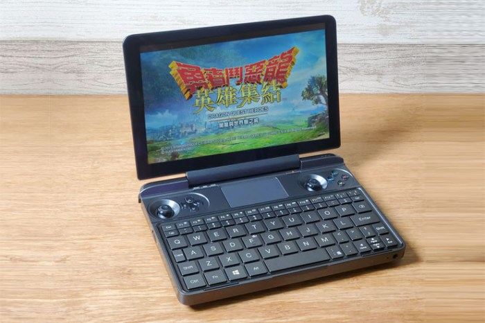 GPD Win Max 開箱實測:規格不俗的電玩小筆電,不用坐在桌前也能暢玩 PC Game!