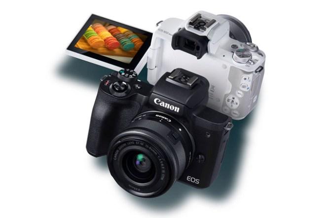 自拍影音成風潮!Canon 推出全新 VLOG 相機 EOS M50 Mark II 隆重登場!