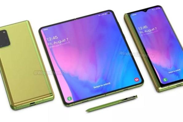 為了可摺疊螢幕的相容性,三星 Galaxy Z Fold3 可能配備不同於現有 S Pen 技術的觸控筆!