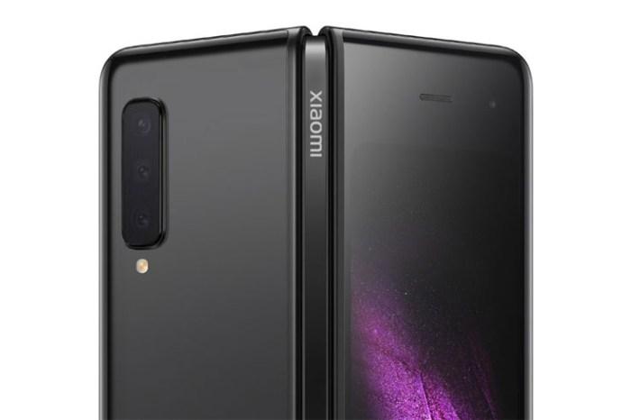 小米又有可摺疊螢幕手機專利!但這外型長得還真像三星的 Galaxy Fold?