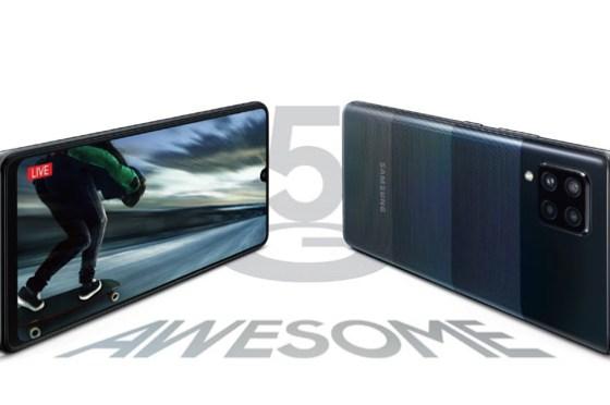 Galaxy A42 5G 在台登場!5000 mAh 大電量、6.6 吋大螢幕與 4 + 1 鏡頭通通有,單機建議售價新台幣 12,990 元