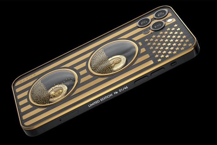 值得紀念的 2020 年美國總統大選被做成手機了?iPhone 12 Pro 與 iPhone 12 Pro Max 專屬「時間之沙」特別版,拜登與川普要永遠同框了!