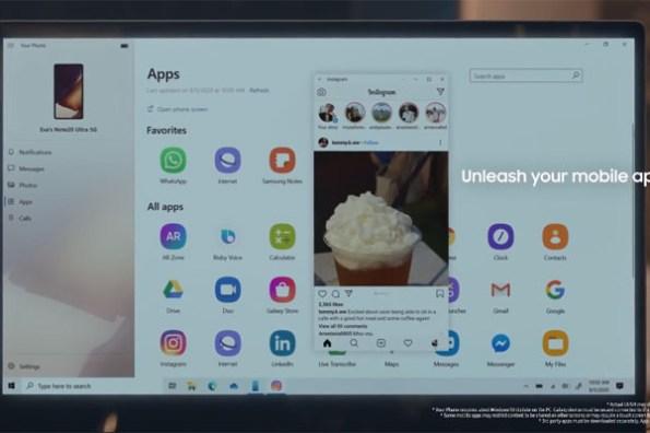 整合行動更進一步?Windows 10 電腦明年將可以支援 Android 應用程式!