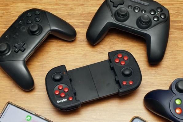 碩擎科技 Serafim S1遊戲手把開箱評測:一機玩轉各大平台遊戲!手遊神器輕鬆定義按鍵、巨集自由配,更同步支援 PC、Nintendo Switch 平台!