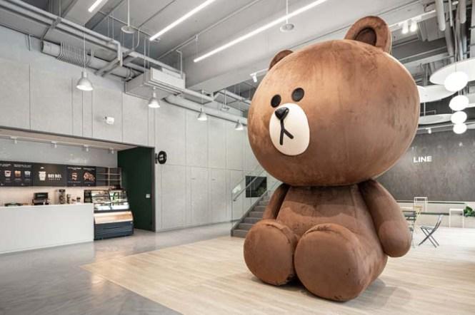 LINE 台灣搬新家!海外最大辦公室開箱~三大亮點招手數位創新人才!