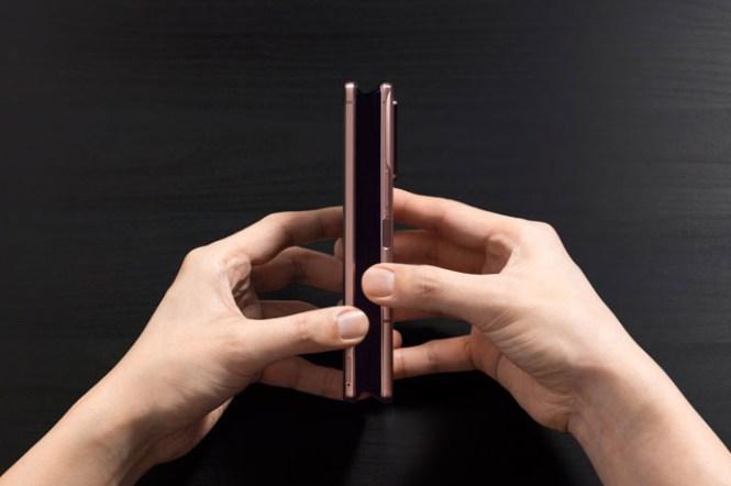 三星 Galaxy Z Fold3 可能會配置觸控感應式側按鈕,會帶來新的操作應用?