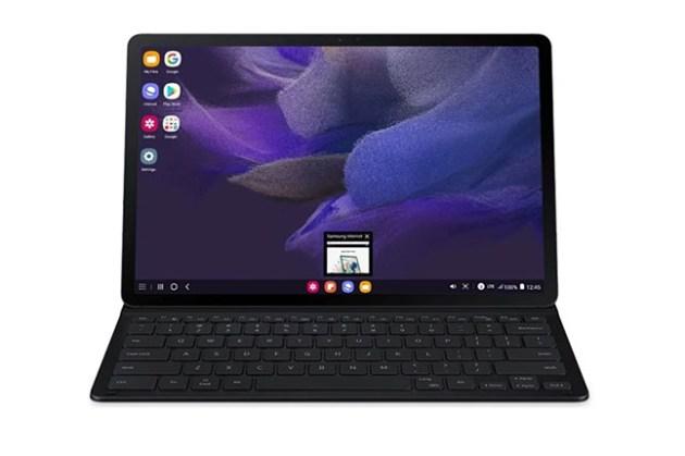 三星 Galaxy Tab S7 FE 版已悄悄在德國三星官網出現,不過看起來是不小心曝光的?