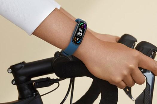 小米手環 6 來了!支援心率監測、血氧飽和度追蹤~7/1 起全台開賣!