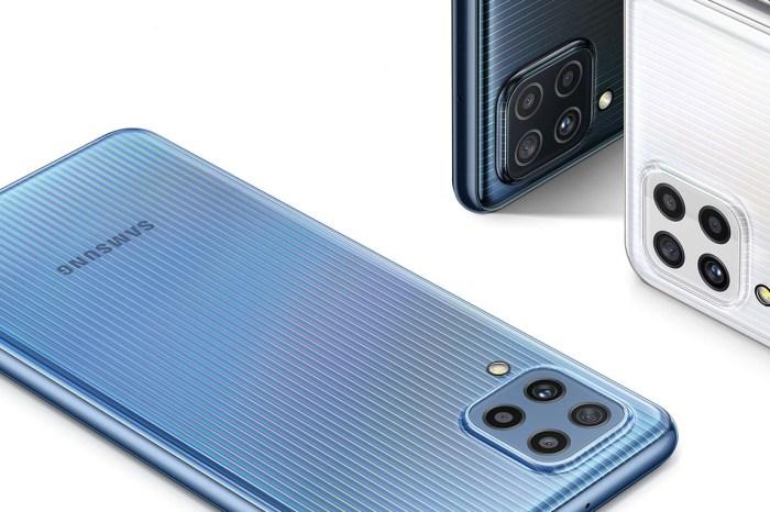 三星越級高規機 Galaxy M32 以「大白鯊」之名上市,7000 有找買得到 4+1 鏡頭、6.4 吋大螢幕與 5000 mAh 大電量!