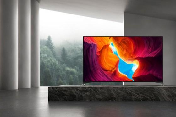 2020 年 Sony BRAVIA 旗艦款 4K HDR 液晶電視登台!影音合一,不只好看也更好聽!
