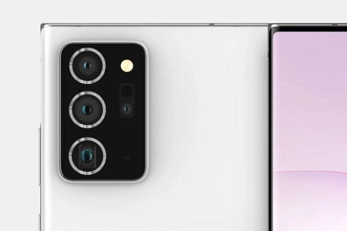 Galaxy Note20+ 其實是 Note20 Ultra?相機將配置 50 倍變焦、雷射自動對焦與新超廣角感光元件?