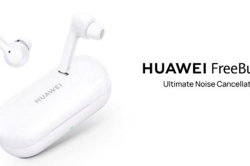 華為在歐洲推出 FreeBuds 3i 真無線耳機,內建主動降噪功能且價格更平易近人!