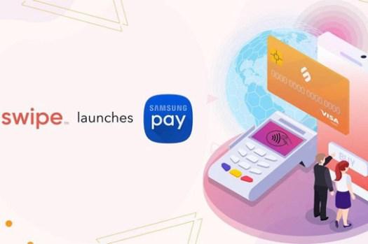 Samsung Pay 也可以用加密貨幣付款了?三星將合作 Swipe 加密貨幣 Visa 卡支援行動支付!
