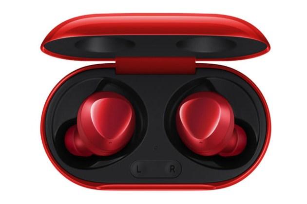 三星真無線藍牙耳機 Galaxy Buds+ 魅力新色「石榴紅」來了!預計四月下旬登台開賣!