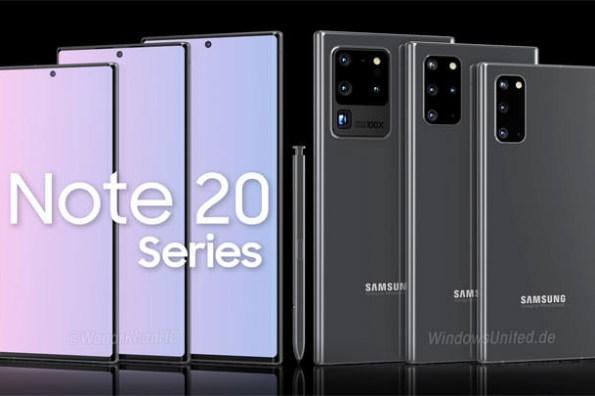 三星下半年旗艦 Galaxy Note20 5G 型號與規格已出現在 Geekbench 資料庫中!