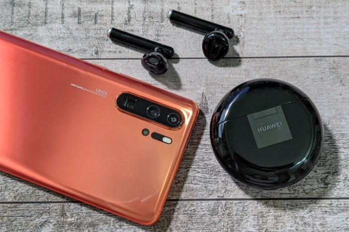 真無線耳機 HUAWEI FreeBuds 3 開箱與使用心得分享:高顏值、音質表現優異且連線超穩定!