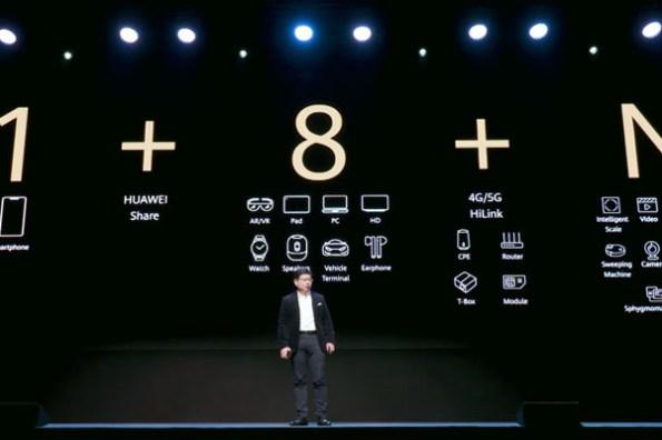 華為「全場景智慧生活戰略」發佈會推出多款 5G 終端產品,包括新折疊手機、平板、筆電、路由器與 HMS 為基礎的 HUAWEI AppGallery!