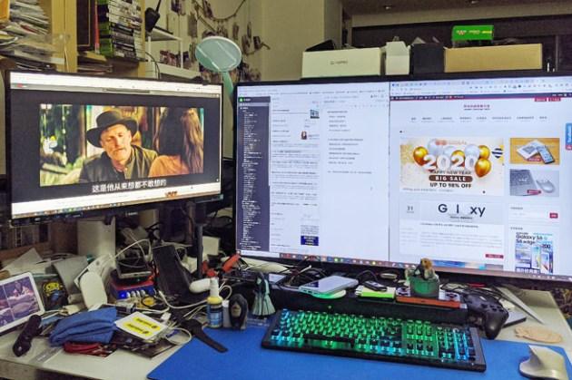 超窄邊框 4K IPS 廣視角,最超值的 Philips 276E8VJSB/96 27 吋螢幕開箱!同場加映 NB FP-1 螢幕壁架介紹!