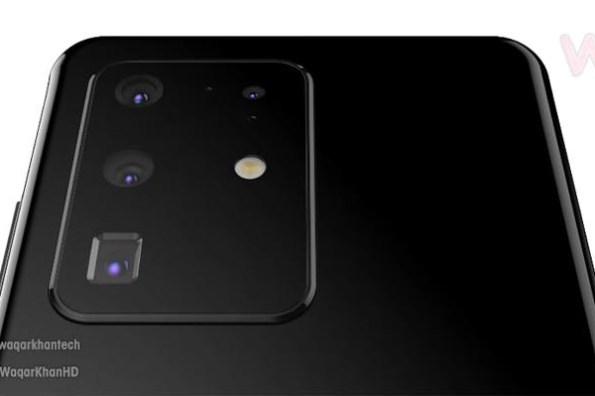Galaxy S20 Ultra 相機規格傲視群雄?前鏡 4000 萬畫素、後鏡直上 1億畫素主鏡,4800萬 10 倍光學變焦!