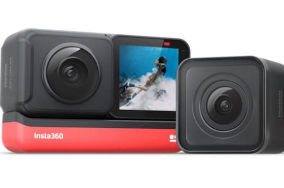 跨足運動相機領域?Insta360 One R 橫空出世!可交換鏡頭自由切換 4K 錄影、360 全景還有頂級 1 吋感光元件徠卡鏡頭,甚至還能結合空拍機!