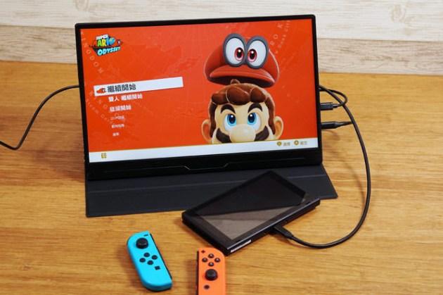 Intehill 英特盒 15.6 吋 IPS 窄邊輕薄可攜式螢幕開箱:支援 USB C 單線輸出,也有 HDMI 介面可支援遊樂器使用!