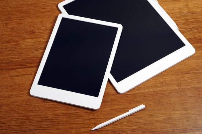小米米家液晶小黑板(小米液晶手寫板) 13.5 吋 / 10 吋雙開箱:不傷眼,更環保的無紙化工作利器!