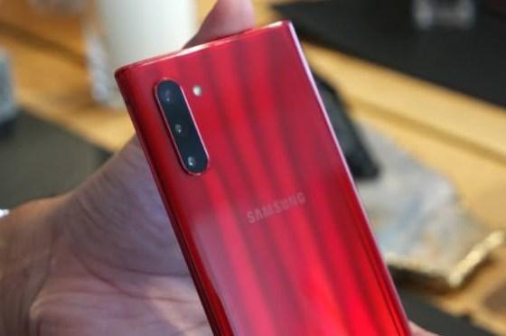 搶黑五檔期?三星將在美國推出 Galaxy Note10 「星環粉」與「星環紅」新色!