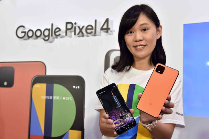 Google Pixel 4 系列今日正式開賣,台灣大哥大獨家首賣加碼早鳥禮 Nest Mini 智慧音箱!