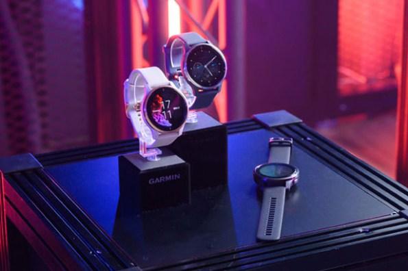 Garmin 推出新一代「敲敲錶」vivomove 系列新品,高質感與完整健康監測功能兼備!