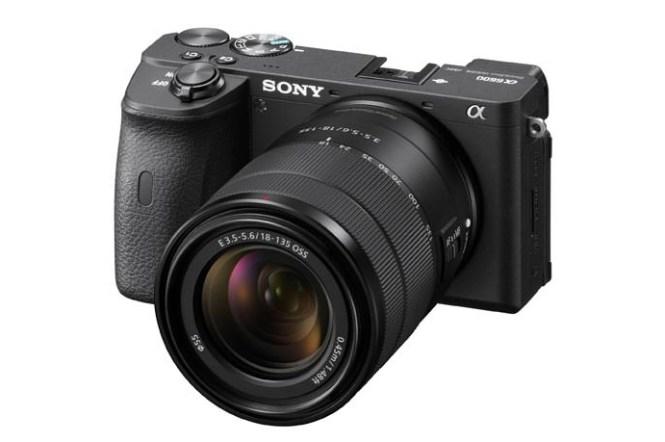 Sony APS-C 旗艦 α6600 正式在台上市!10/23 開賣, 單機售價新台幣 41980 元!