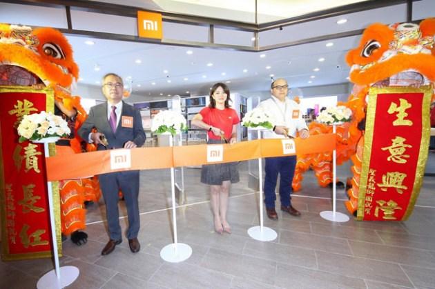 [Mobile] 小米台中中港專賣店盛大開幕!進駐台中七期商圈,小米手環 4 開幕加 1 元多 1 件!