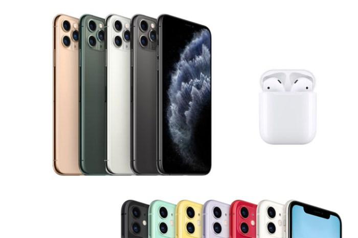 [Mobile] 遠傳 9/20 開賣 iPhone 11 系列,當日限量 100 名加碼送出 AirPods 2!