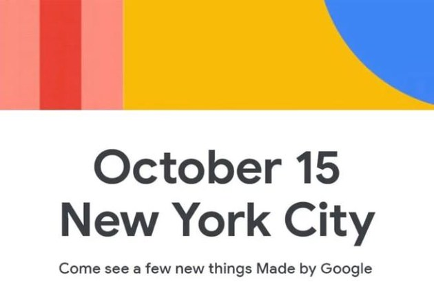 [Mobile] Google Pixel 4 要來了!10/15 將於 Made by Google 2019 發表會亮相!