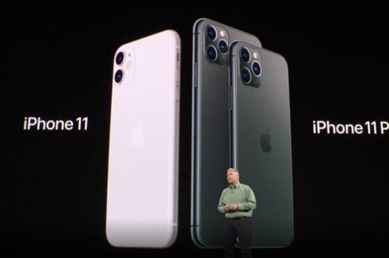 [Mobile] 蘋果秋季發表會推出 iPhone 11 系列共三款新機,超廣角相機全面進駐,9/13 起展開預購,9/20 火速上市!