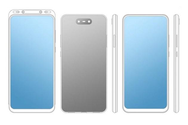 [Mobile] ASUS 「雙滑蓋」智慧型手機真有其機?專利文件透露…其實有多達 10 種不同的設計!