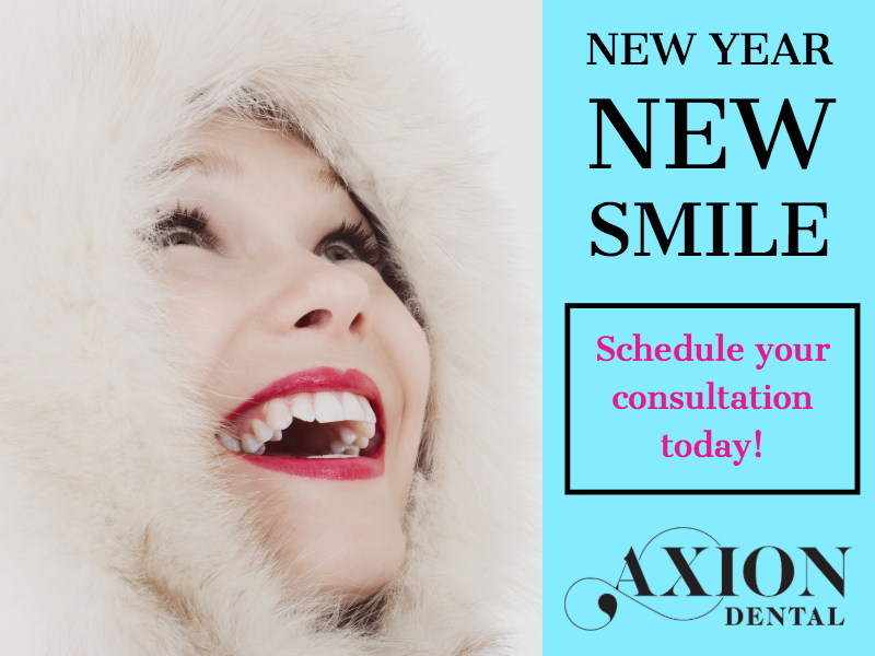 New Year, New Smile for You!