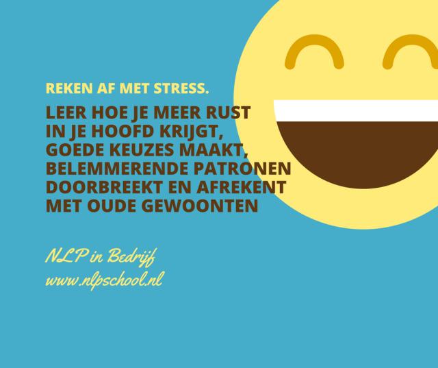 Reken af met stress Axis Consultancy nlp in bedrijf in Nederland