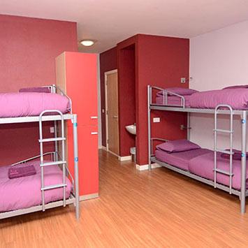 safestay-edinburgh-room