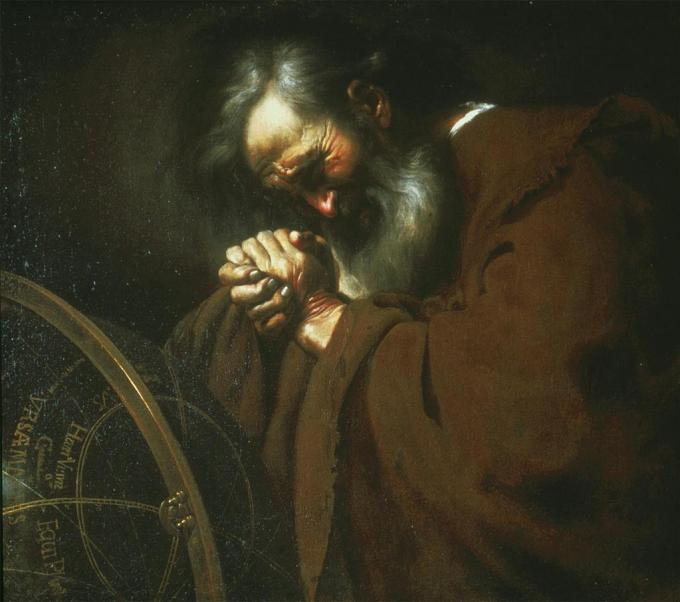 Heraclitus-Weeping