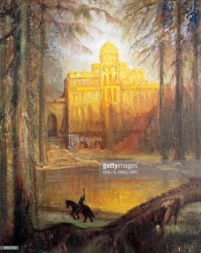 19th century, Hermann Hendrich (1854-1931), Richard-Wagner-Museum
