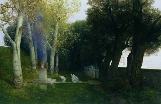 arnold-bocc88cklin-22der-heilige-hainthe-sacred-wood-grove22-ii-1886