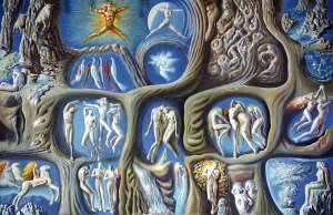"Sabin Balasa, ""Cosmic Wedding"", 1982"