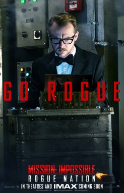 Mission: Impossible - Rogue Nation (2015) Official Poster